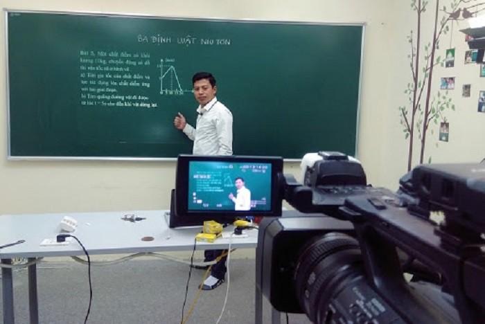Dạy học online (ảnh ST).