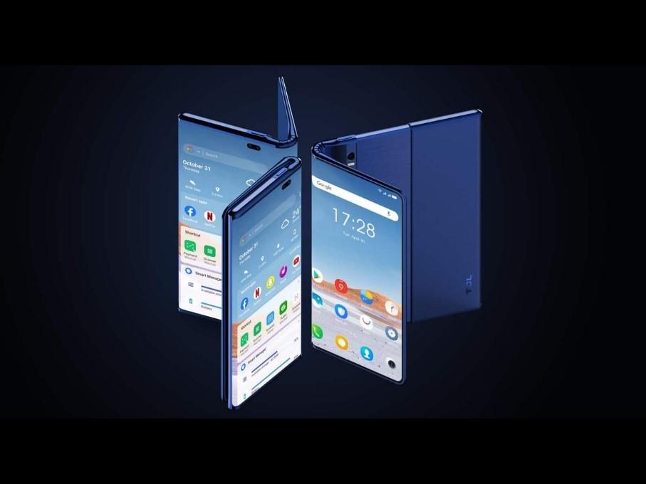 Galaxy Z Fold & Roll