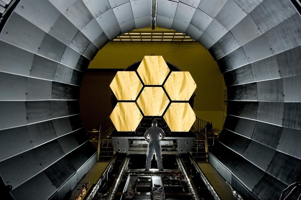 NASA thay đổi thời gian đưa kính viễn vọng Jame Webb (ảnh minh họa).
