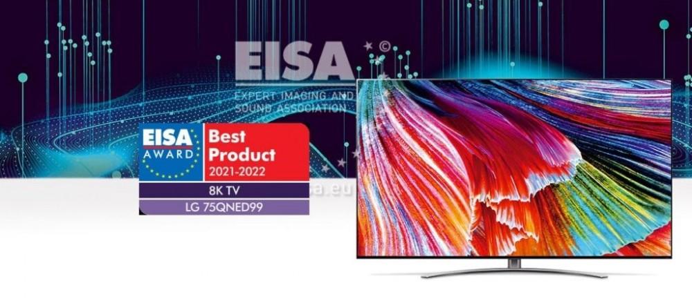 TV 8K tốt nhất năm 2021-2022 (ảnh minh họa).