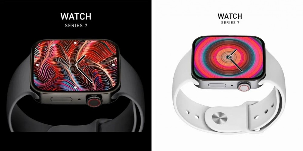 Apple Watch Series 7 bị trì hoãn do thiết kế phức tạp.(Ảnh minh họa)