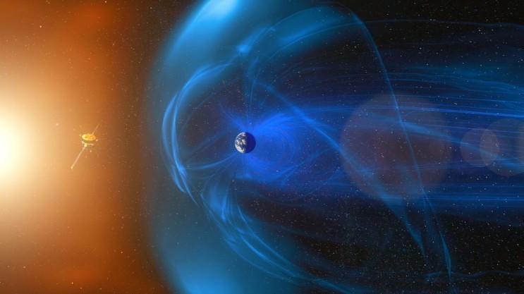 'Sóng thần mặt trời' hướng tới trái đất có thể gây sụp đổ Internet toàn cầu (ảnh minh họa).