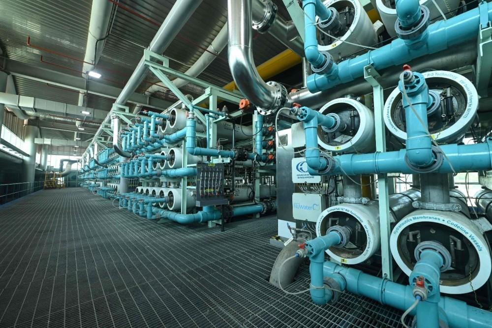 Nhà máy tái chế nước Changi