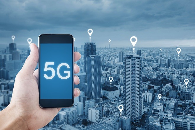 Mạng 5G làm thay đổi cuộc sống của con người