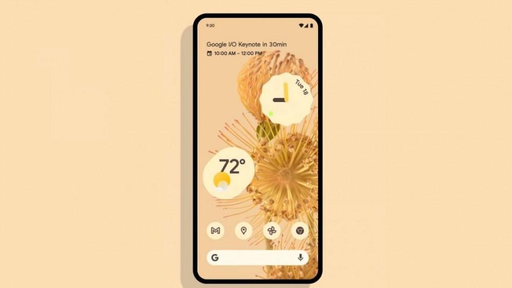 Biểu tượng ứng dụng trên Android 12