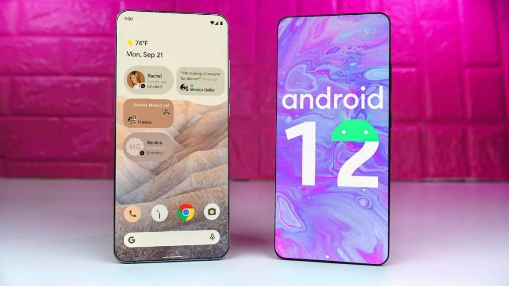 Kích hoạt Trợ lý Google bằng nút nguồn trên Android 12