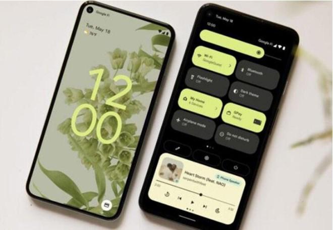 Chế độ rảnh tay trên Android 12