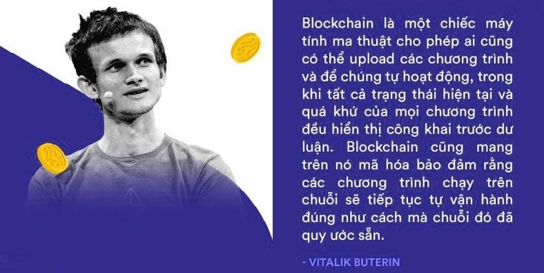 Ma thuật Blockchain
