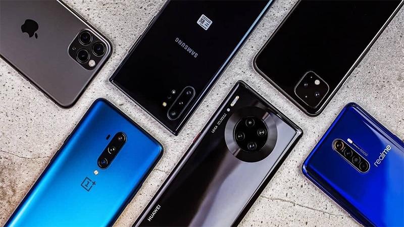 Top smartphone 2021