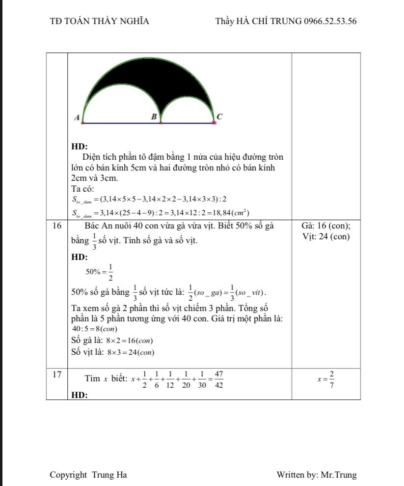 Giải đề toán Trường Lương Thế Vinh 2020 - Trang 6