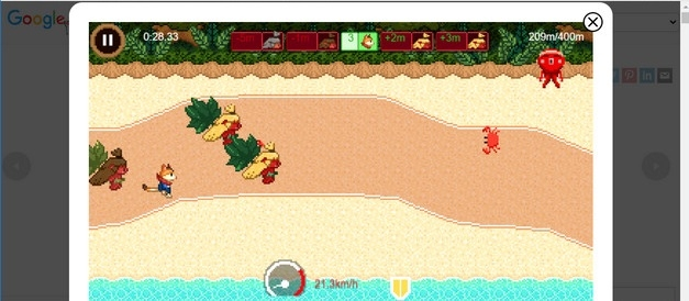 Games Doodle Đảo quán quân khởi tranh