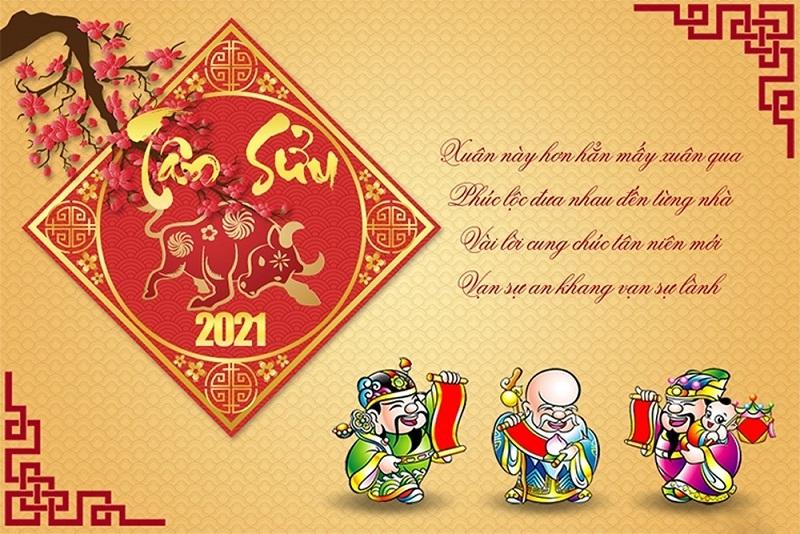 Xuân Tân Sửu - 2021