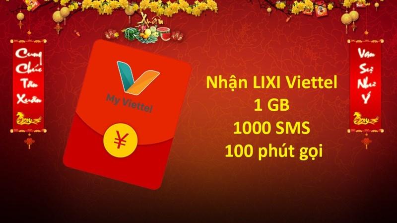 Điểm thưởng LIXI Viettel
