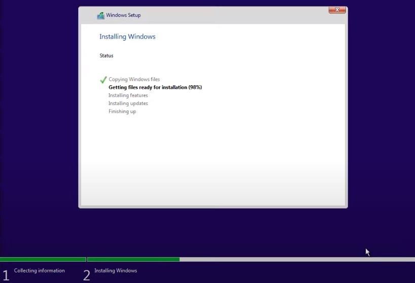 Hướng dẫn tải và cài đặt Windows 11 mới