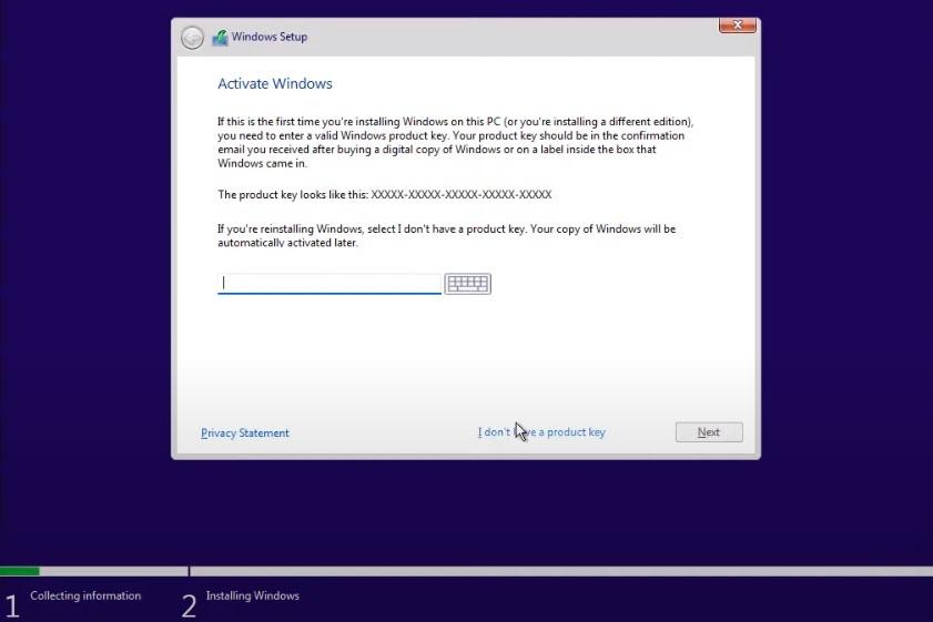 Hướng dẫn tải và cài đặt Windows 11