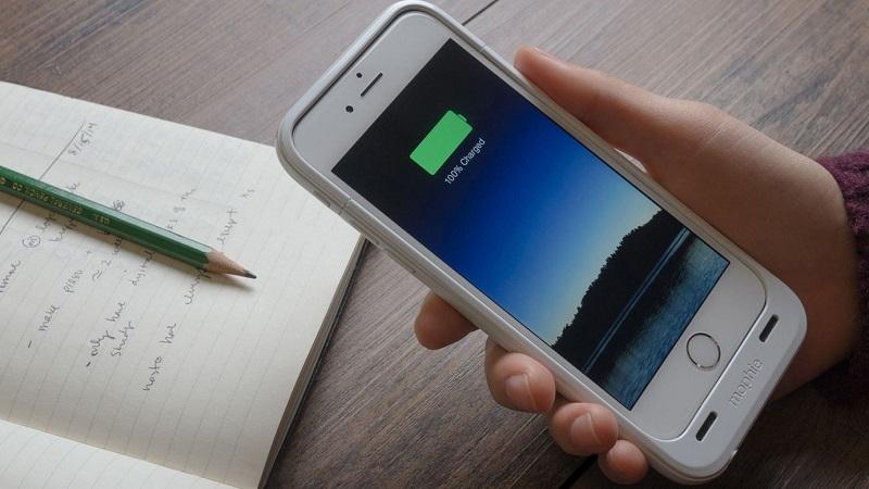 Thời lượng Pin Iphone