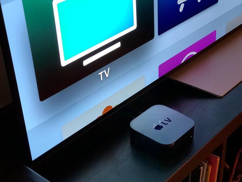 Kết nối điện thoại iPhone lên tivi bằng AirPlay