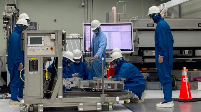 Chuẩn bị cho sản xuất chip 3nm