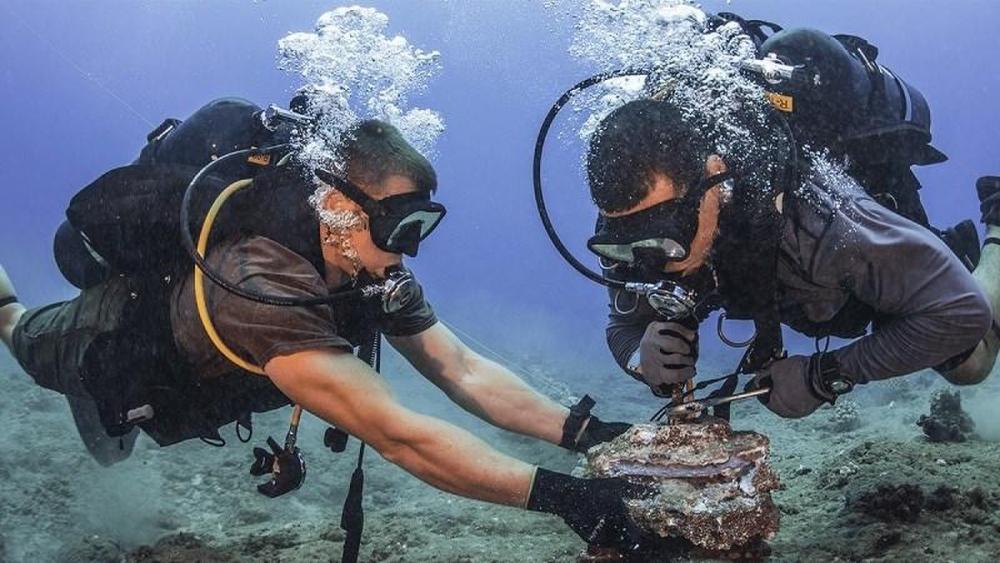 Khắc phục sự cố cáp quang biển