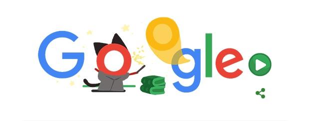 Google Doogle Halloween 2016