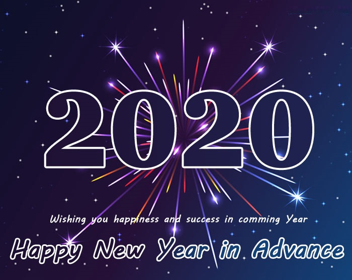 Chúc mừng năm mới hạnh phúc thành công trong mọi lĩnh vực
